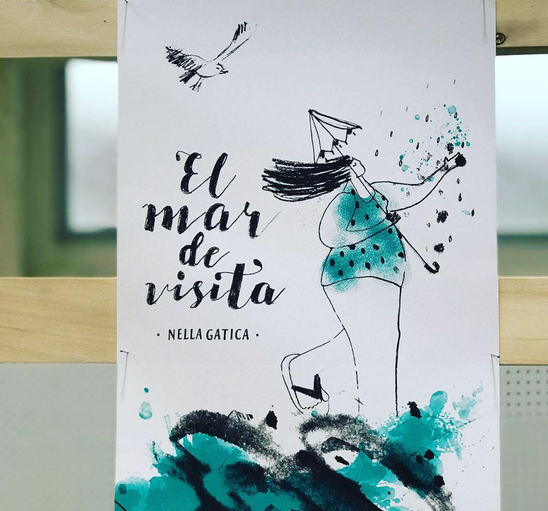 Nella Gatica - Author and illustrator
